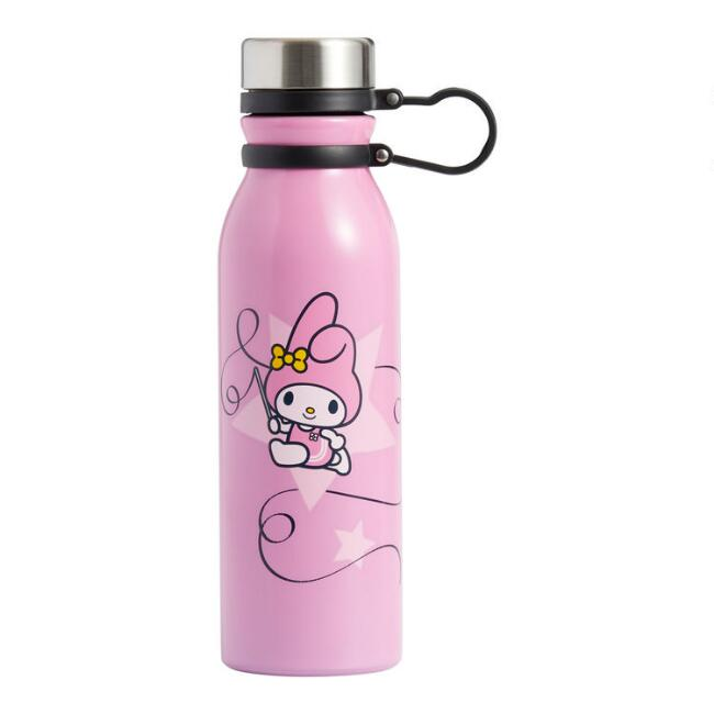 My Melody Sports Stainless Steel Water Bottle