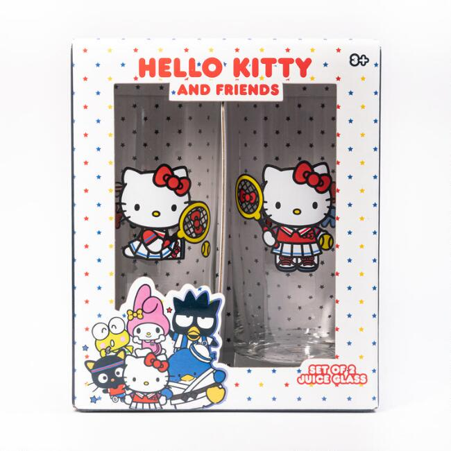Hello Kitty Sports Glasses 2 Pack