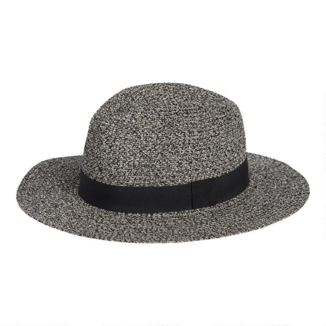 Charcoal Gray Heathered Rancher Hat