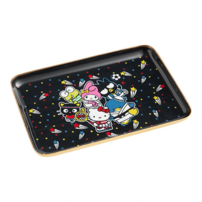Large Hello Kitty And Friends Sports Trinket Dish