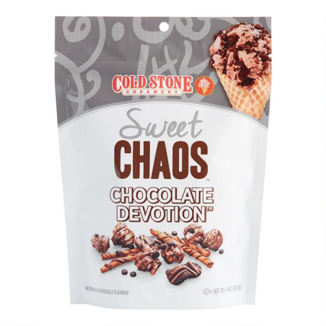 Cold Stone Sweet Chaos Chocolate Devotion Snack Mix