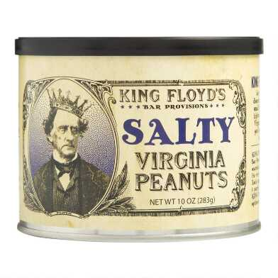King Floyd's Salty Virginia Peanuts