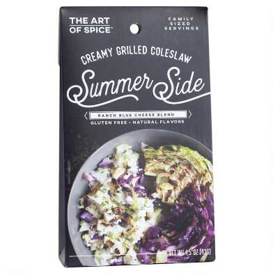 Urban Accents Creamy Grilled Coleslaw Seasoning Set of 2