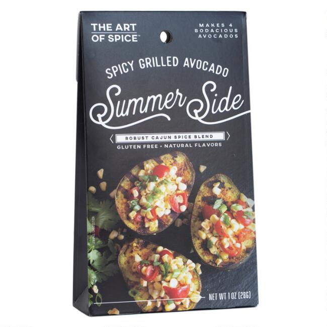 Urban Accents Spicy Grilled Avocado Seasoning Set of 2