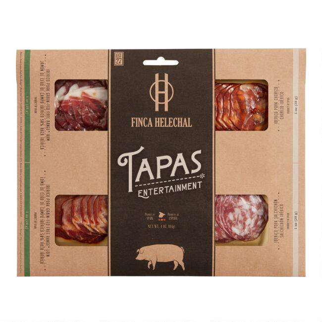 Finca Helechal Tapas Entertainment 4 Pack