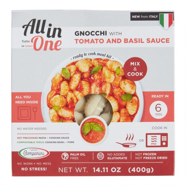 All In One Gnocchi with Tomato Basil Sauce Meal Kit