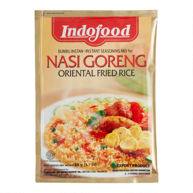 Indofood Nasi Goreng Fried Rice Seasoning Packet