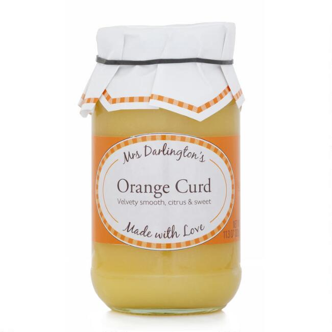 Mrs. Darlington's Orange Curd