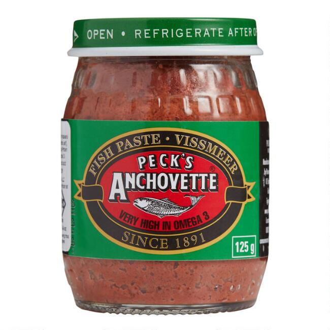 Peck's Anchovette Fish Paste