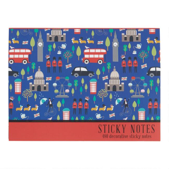 London Icon Sticky Notes