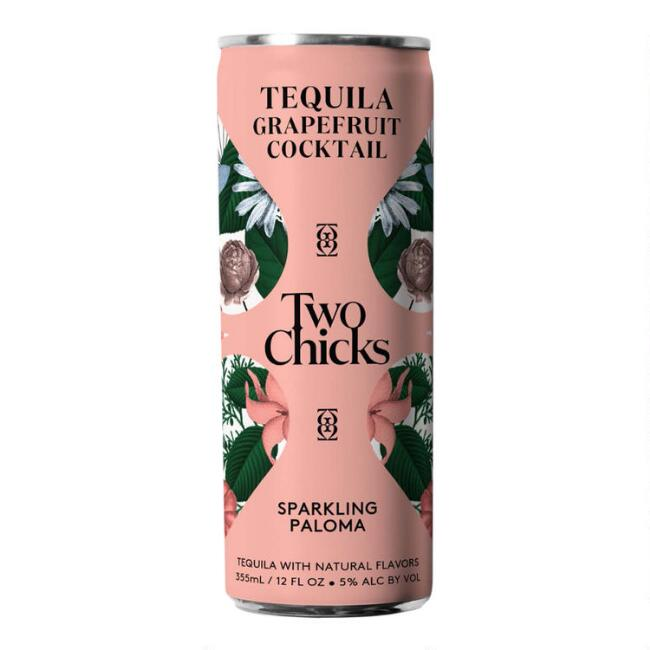 Two Chicks Paloma Can