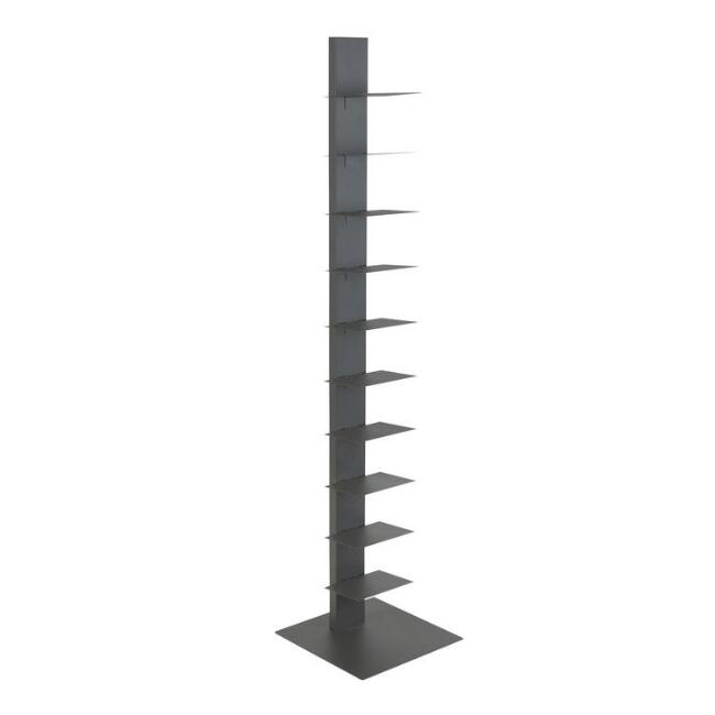 Metal Lucas Book Tower