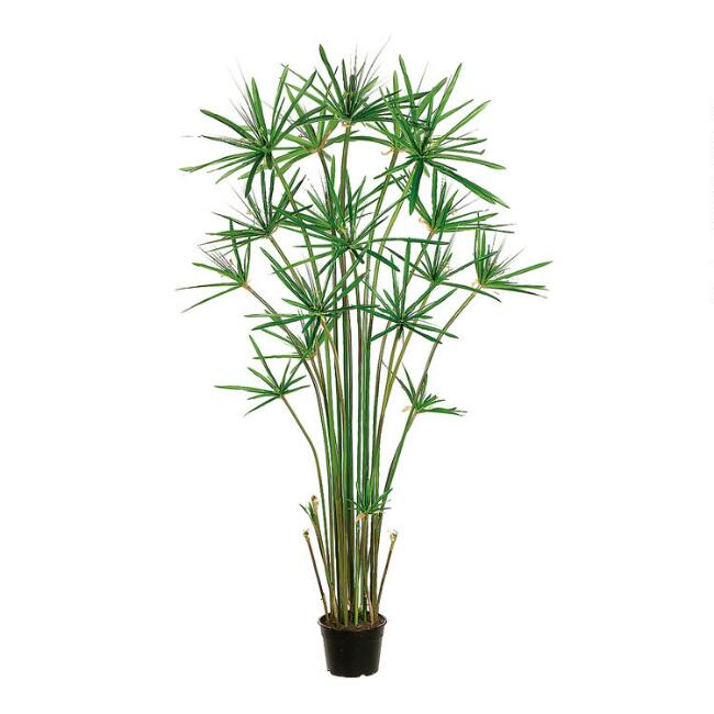 Faux Cypress Grass Tree