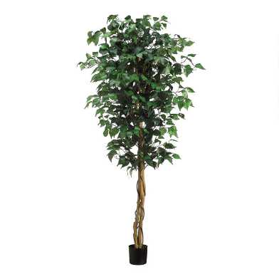 5 Foot Faux Ficus Tree