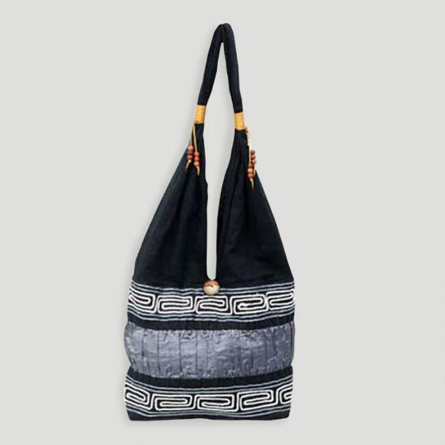 Novica Music Shoulder Bag