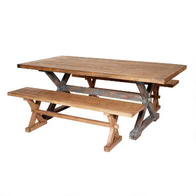 Reclaimed Pine Winona Dining Collection