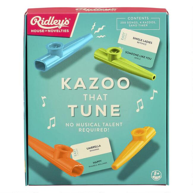 Ridley's Kazoo That Tune Quiz Game