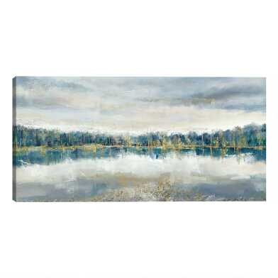 Lakeside Luxe Canvas Wall Art