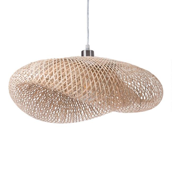 Natural Bamboo Cheswick Pendant Lamp