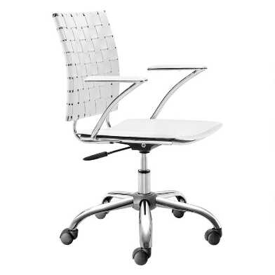 Faux Leather Weber Office Chair