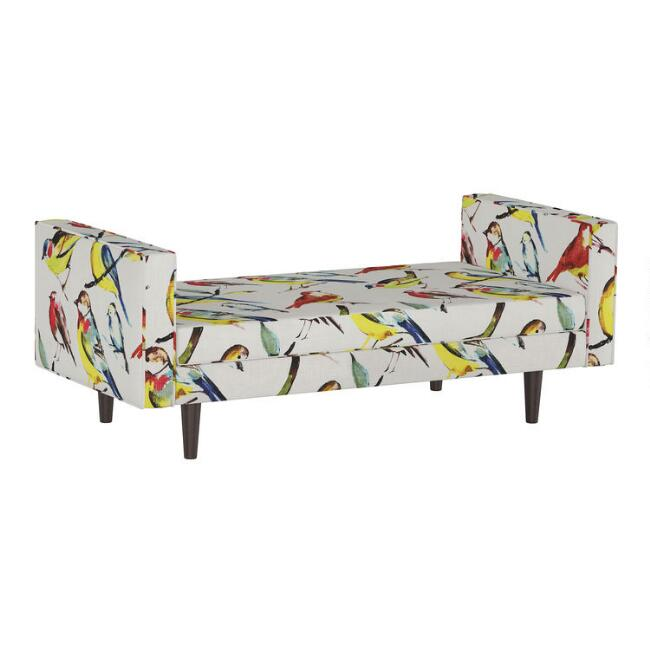 Bird Watcher Upholstered Daybed