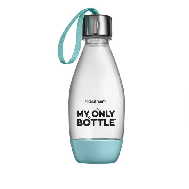 Icy Blue SodaStream® .5L My Only Carbonating Water Bottle