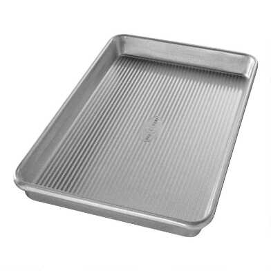 USA Pan® Small Nonstick Metal Sheet Pans