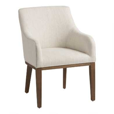 Arden Upholstered Dining Armchair