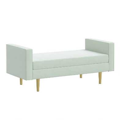 Cloud Velvet Upholstered Daybed
