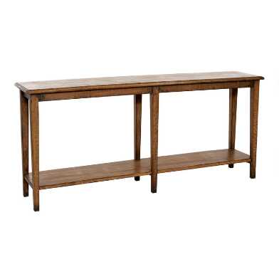 Reclaimed Pine Malia Console Table