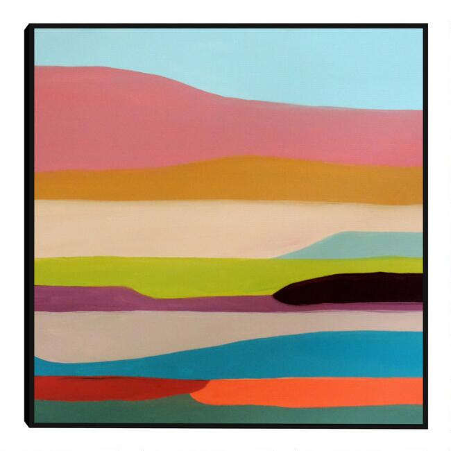 Alto By Sylvie Demers Framed Canvas Wall Art