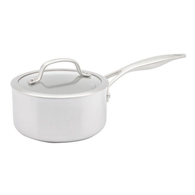 GreenPan Venice Pro Nonstick Ceramic Saucepan with Lid