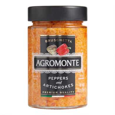 Agromonte Peppers And Artichoke Tapenade