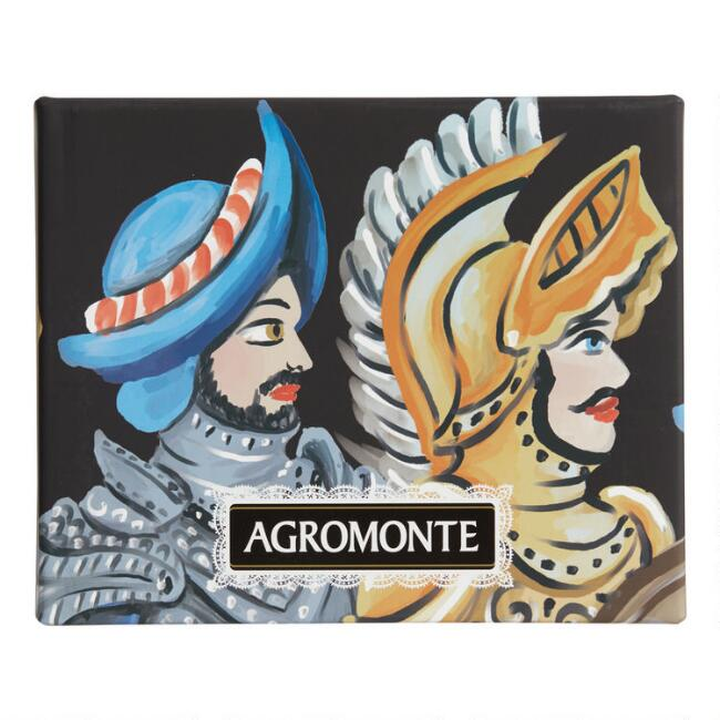 Agromonte Pasta Sauce And Tapenade 5 Piece Gift Box