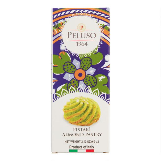 Peluso Pistachio and Almond Cookies 3 Pack