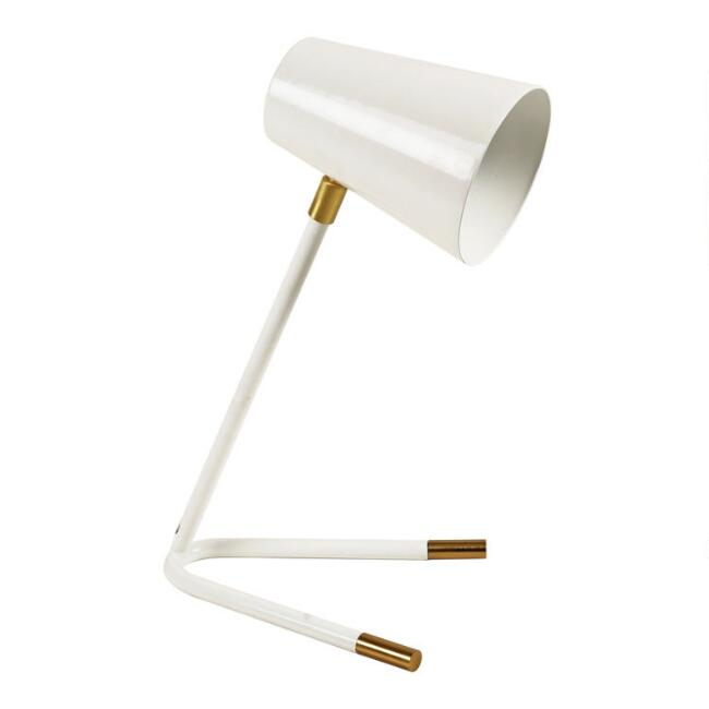Modern Metal Adjustable Task Lamp