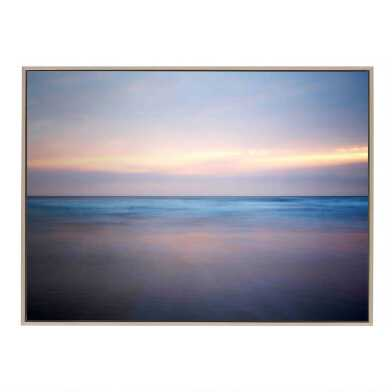 Barcelona Dream By Doug Chinnery Framed Canvas Wall Art
