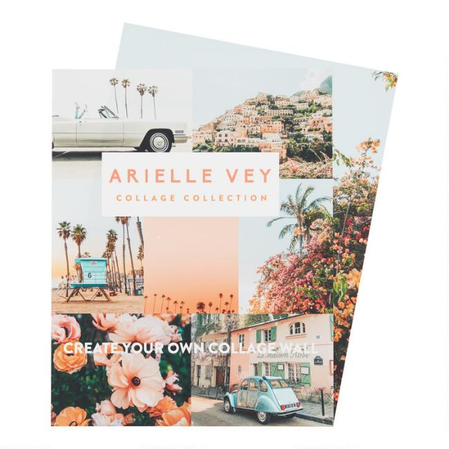 Arielle Vey Photographic Wall Art Prints 7 Piece