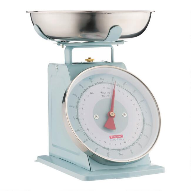 Typhoon Living Stainless Steel Kitchen Scale