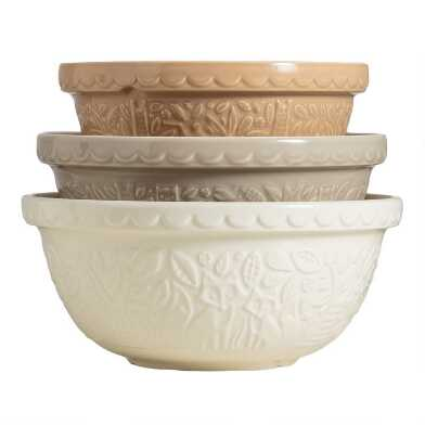 Mason Cash In the Forest Mixing Bowls 3 Piece Set