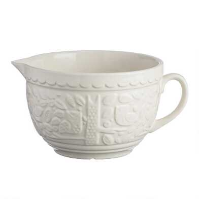 Mason Cash Cream In the Forest Batter Bowl