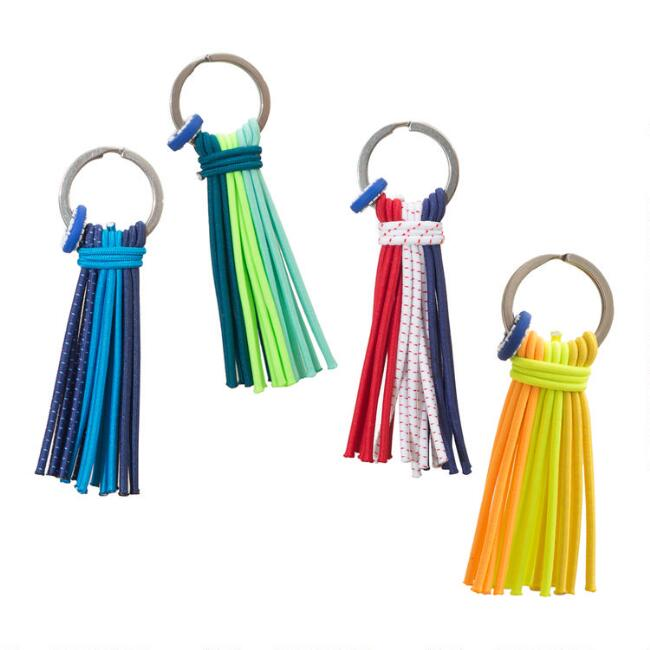 Colors For Good Keychain Set of 4