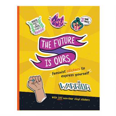 The Future is Ours Sticker Book