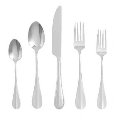 Craft Flatware 20 Piece Set