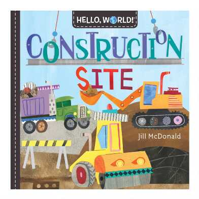 Hello World Construction Site Book