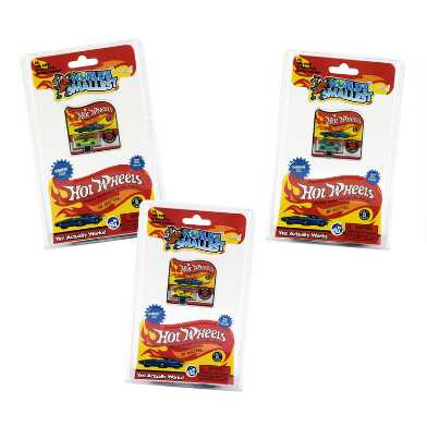 World's Smallest Hot Wheels Set of 3