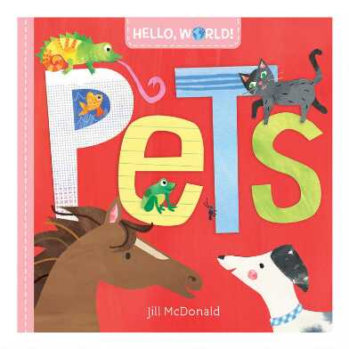 Hello World Pets Book