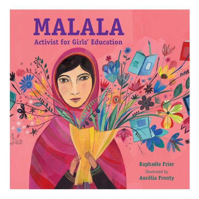 Malala Activist for Girls' Education Book