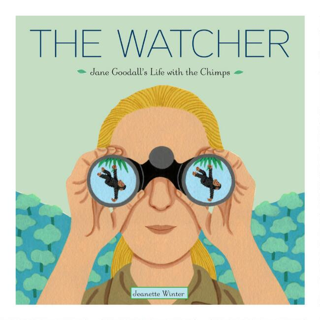 The Watcher Jane Goodall's Life With the Chimps Book