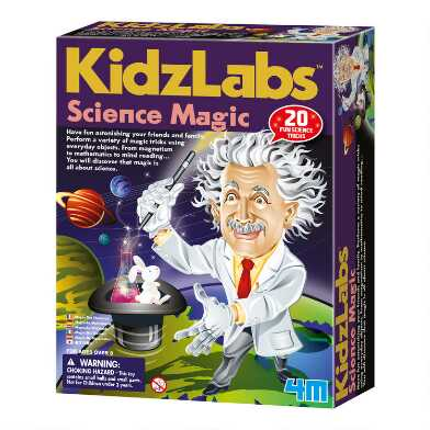 4M KidzLabs Science Magic Kit